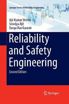 Reliability and Safety Engineering - Springer Series in Reliability Engineering (Paperback)