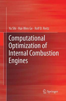 Computational Optimization of Internal Combustion Engines (Paperback)