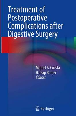 Treatment of Postoperative Complications After Digestive Surgery (Paperback)