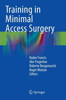 Training in Minimal Access Surgery (Paperback)
