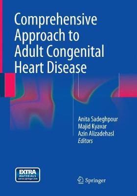 Comprehensive Approach to Adult Congenital Heart Disease (Paperback)