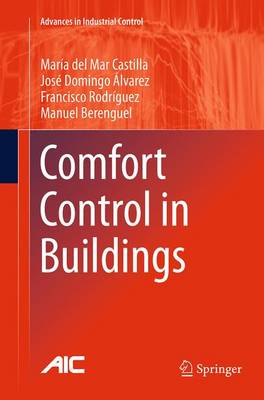 Comfort Control in Buildings - Advances in Industrial Control (Paperback)