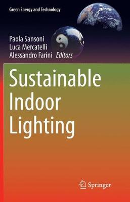 Cover Sustainable Indoor Lighting - Green Energy and Technology