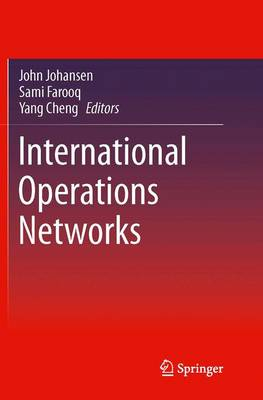 International Operations Networks (Paperback)