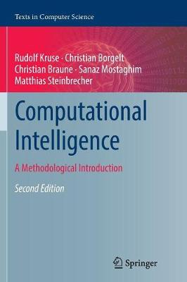 Computational Intelligence: A Methodological Introduction - Texts in Computer Science (Paperback)