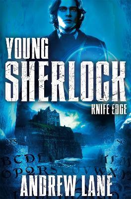Knife Edge - Young Sherlock Holmes (Paperback)