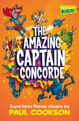 The Amazing Captain Concorde (Paperback)