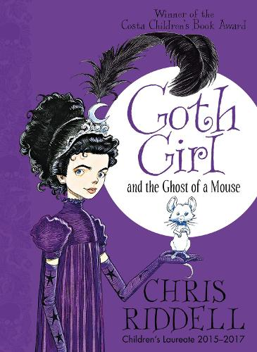 Goth Girl and the Ghost of a Mouse - Goth Girl (Paperback)
