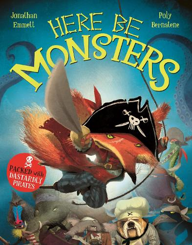 Here Be Monsters (Paperback)