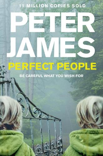 Cover of the book, Perfect People.