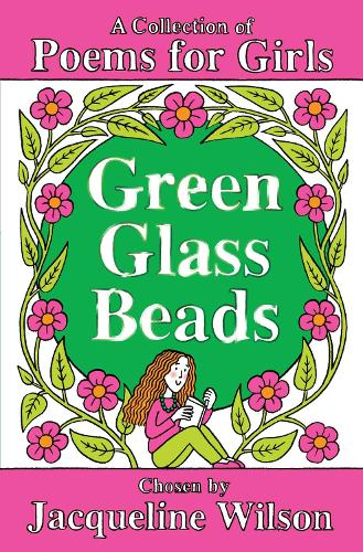 Green Glass Beads: A Collection of Poems for Girls (Paperback)