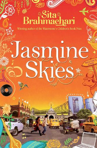 Cover of the book, Jasmine Skies.