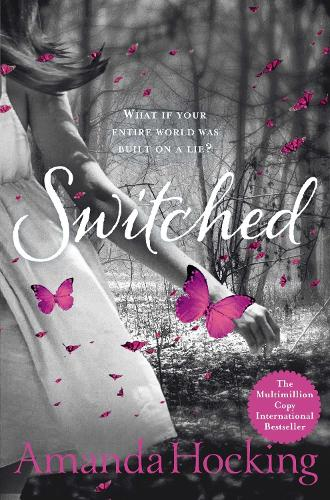 Switched - The Trylle Trilogy (Paperback)