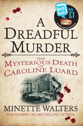 A Dreadful Murder: The Mysterious Death of Caroline Luard (Paperback)