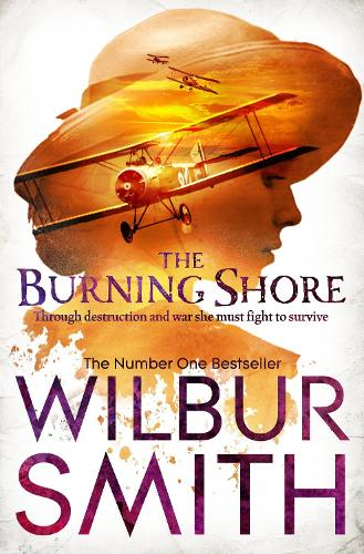 The Burning Shore - The Courtneys of Africa (Paperback)