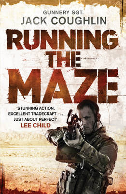 Running the Maze - Gunnery Sergeant Kyle Swanson Series 5 (Paperback)