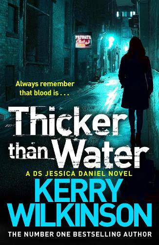 Thicker Than Water - Jessica Daniel series (Paperback)