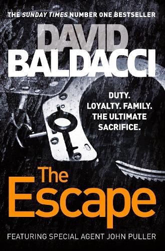 The Escape - John Puller series (Hardback)