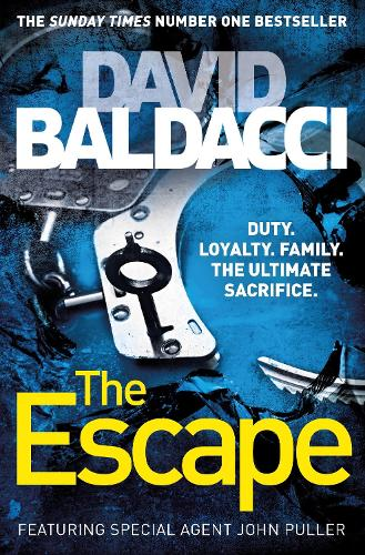 The Escape - John Puller series (Paperback)
