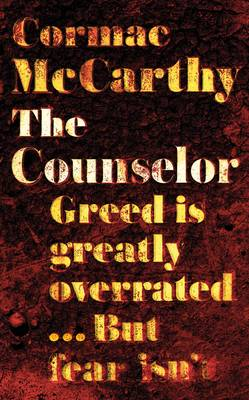 The Counselor (Hardback)