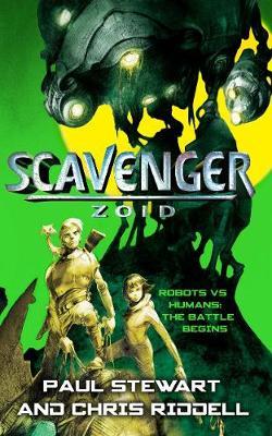 Scavenger: Zoid - Scavenger (Paperback)
