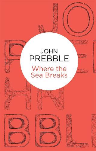 Where the Sea Breaks (Paperback)