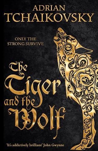 The Tiger and the Wolf - Echoes of the Fall (Paperback)