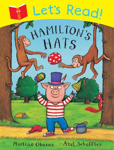 Let's Read! Hamilton's Hats - Let's Read (Paperback)