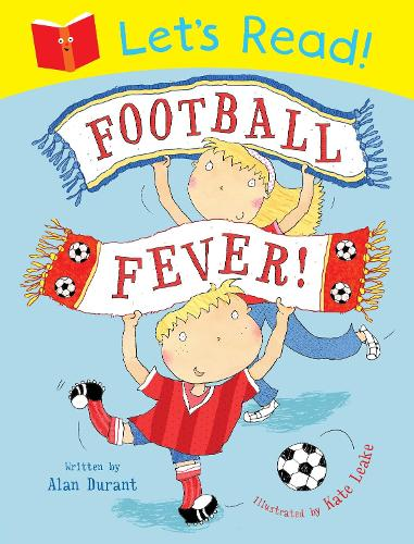 Football Fever - Let's Read (Paperback)