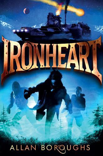 Ironheart - Legend of Ironheart (Paperback)