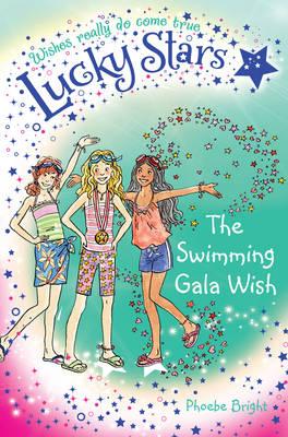 Lucky Stars 10: The Swimming Gala Wish (Paperback)