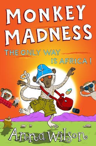 Monkey Madness (Paperback)