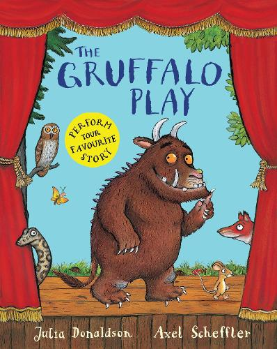 The Gruffalo Play (Paperback)