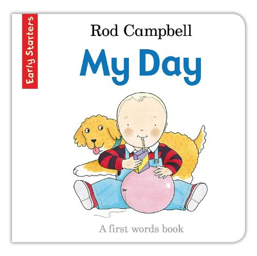 My Day - Early Starters (Board book)