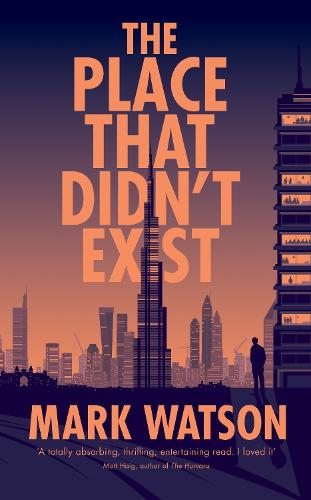 The Place That Didn't Exist (Hardback)