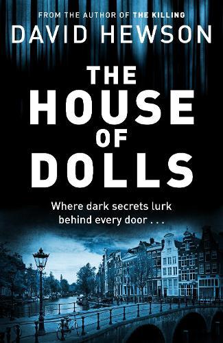 The House of Dolls - Detective Pieter Vos (Hardback)
