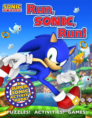 Sonic the Hedgehog Activity Book (Paperback)