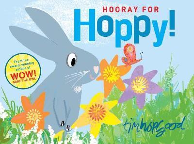 Hooray for Hoppy (Hardback)