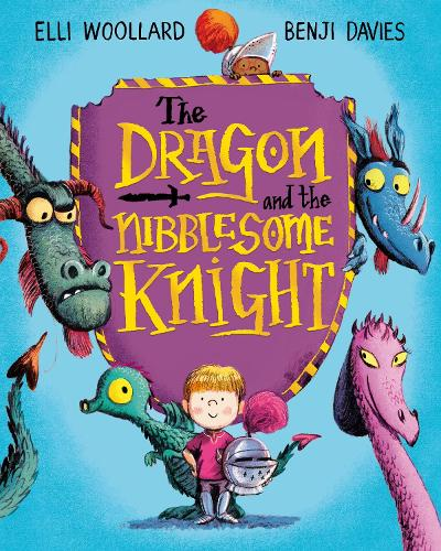 The Dragon and the Nibblesome Knight (Paperback)