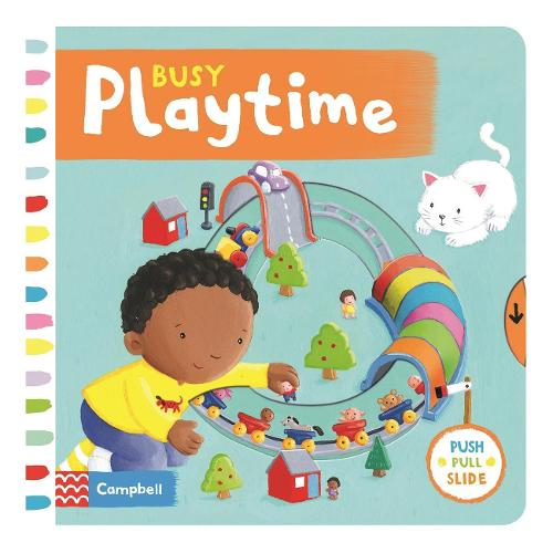 Busy Playtime - Busy Books (Board book)