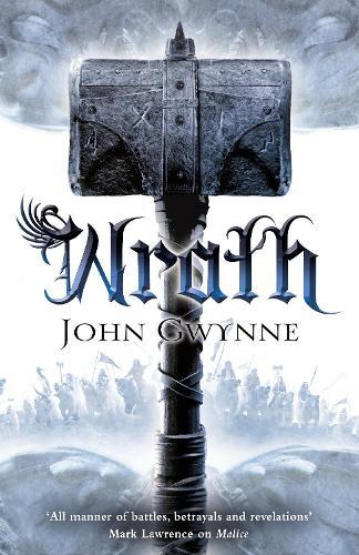 Wrath - The Faithful and the Fallen (Hardback)