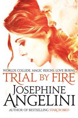 Trial by Fire - The Worldwalker Trilogy 1 (Paperback)