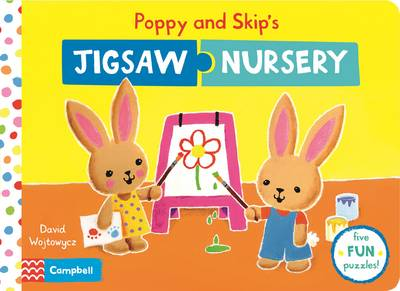 Poppy and Skip's Jigsaw Nursery - Play Books 2 (Board book)