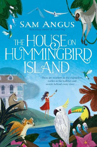 The House on Hummingbird Island (Paperback)