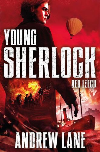 Red Leech - Young Sherlock Holmes (Paperback)