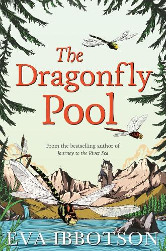 The Dragonfly Pool (Paperback)