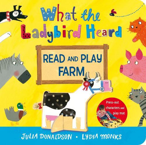 What the Ladybird Heard Read and Play Farm (Hardback)
