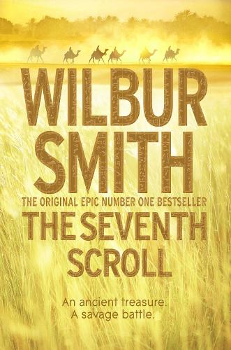 The Seventh Scroll - The Egyptian Novels (Paperback)