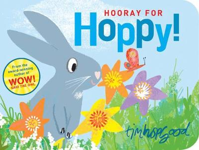 Hooray for Hoppy (Board book)
