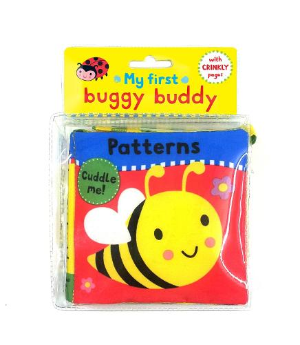 My First Buggy Buddy: Patterns - Buggy Buddies (Rag book)
